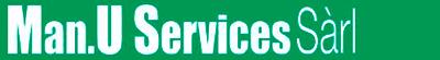 Man-U Services Déménagement Logo